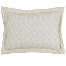 Natick 100% Cotton Tufted Chenille Sham - Standard
