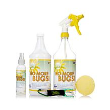 Naturally Green No More Bugs! Spray Concentrate Kit
