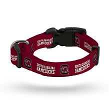 NCAA Sparo Pet Collar - Small - South Carolina