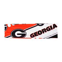 NCAA Stretch Headband - Georgia
