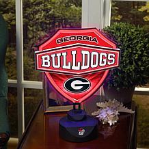 Neon Table Lamp - College/Georgia