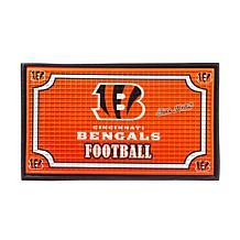 NFL Embossed Door Mat - Bengals