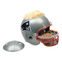 NFL Plastic Snack Helmet - Patriots