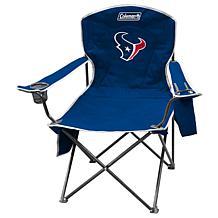 NFL Quad Chair with Armrest Cooler - Houston Texans