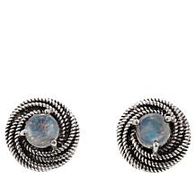 Nicky Butler Moonstone Love Knot Earrings
