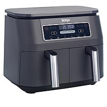 Ninja Foodi 6-in-1  8-Quart DualZone Air Fryer with Broil Rack