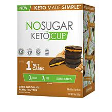 No Sugar Keto 30-count Keto Cups