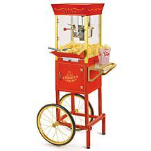 Nostalgia Electrics™ Circus Cart Popcorn Maker
