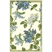 Waverly Aura of Flora Rolling Meadow Area Rug