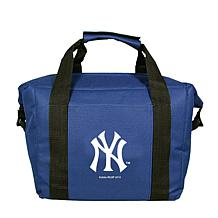 Officially Licensed MLB 12-Can Cooler Bag - New York Yankees