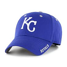 Officially Licensed MLB Frost Adjustable Hat  - Kansas City Royals