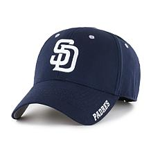 Officially Licensed MLB Frost Adjustable Hat  - San Diego Padres