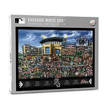 Officially Licensed MLB Joe Journeyman Jigsaw Puzzle-Chicago White Sox