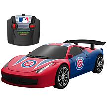 Officially Licensed MLB Remote Control Stadium Racer - Chicago Cubs