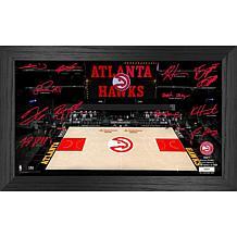 Officially Licensed NBA 2021 Signature Court - Atlanta Hawks