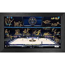 Officially Licensed NBA 2021 Signature Court - Denver Nuggets