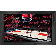 Officially Licensed NBA 2021 Signature Court - Portland Trail Blazers