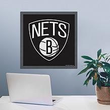 "Officially Licensed NBA 23"" Felt Wall Banner - Brooklyn"