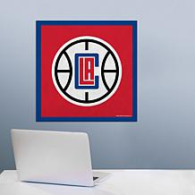 """Officially Licensed NBA 23"""" Felt Wall Banner - Los Angeles Clippers"""