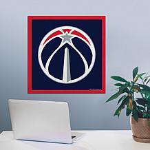 "Officially Licensed NBA 23"" Felt Wall Banner - Washington"