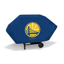Officially Licensed NBA Executive Grill Cover - Golden State Warriors