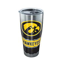 Officially Licensed NCAA 30 oz Stainless Steel Tumbler - Iowa Hawkeyes
