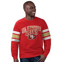 Officially Licensed NFL Black Label Men's Fleece Sweatshirt by Glll