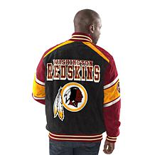 newest d66c3 45509 Hoodies & Jackets Washington Redskins | HSN