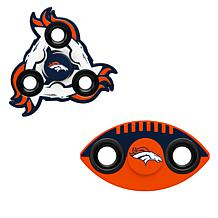 Officially Licensed NFL Fidget Spinners 2-pack