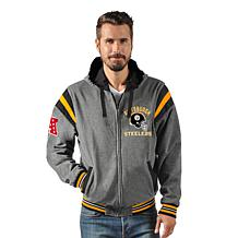 ... Officially Licensed NFL Hardball Reversible Hooded Jacket by Glll 904e82614