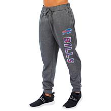 Officially Licensed NFL Men's Fleece Jogger Pant by Zubaz