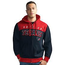 Officially Licensed NFL Men's Hoodie and Tee Combo