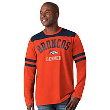 Officially Licensed NFL Men's Long-Sleeve Fan Top  by Glll
