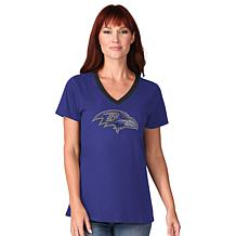 Officially Licensed NFL Play the Ball Short-Sleeve Tee by Glll