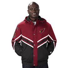 Officially Licensed NFL Starter 50th Anniversary Hooded Jacket by Glll