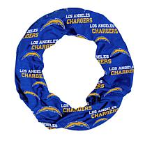 Officially Licensed NFL Women's Print Infinity Scarf by Concept Sports