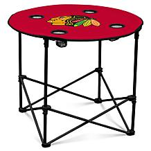Officially Licensed NBA by Logo Chair Round Table