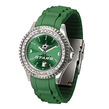 Officially Licensed NHL Sparkle Series Watch - Dallas Stars