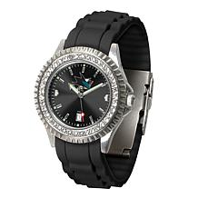 Officially Licensed NHL Sparkle Series Watch - San Jose Sharks