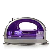 Panasonic 360º Freestyle Cordless Iron w/Carrying Case