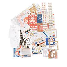 Paper House One Big Happy Family Paper Crafting Kit