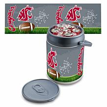 Picnic Time Can Cooler - Washington State (Mascot)