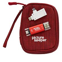 Picture Keeper Connect Smartphone Photo Saver and Storage Device