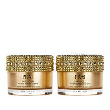 PRAI 2-pack 1.7 oz. 24K Gold Wrinkle Repair Creme