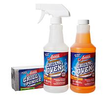 Professor Amos Grill & Oven Concentrate with Pumice Stone