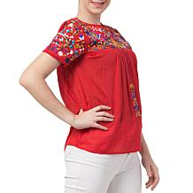 Raj Roshni Embroidered Blouse
