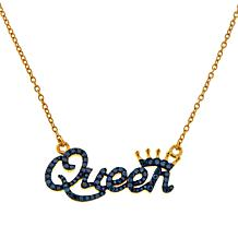"""Rarities """"Queen"""" 0.5ctw Diamond Necklace"""