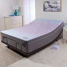 """ReST™ Original 5-Zone 13"""" Split King Smart Bed with Adjustable Base"""
