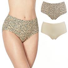 Rhonda Shear 2-pack Soft Body Brief