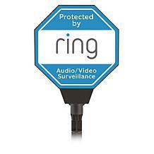 Ring Solar Security Yard Sign